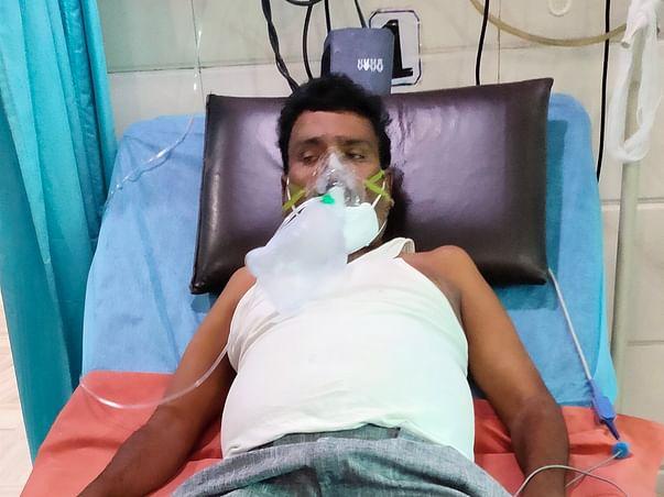 Help Kukudala Yadaiah To Fight COVID-19