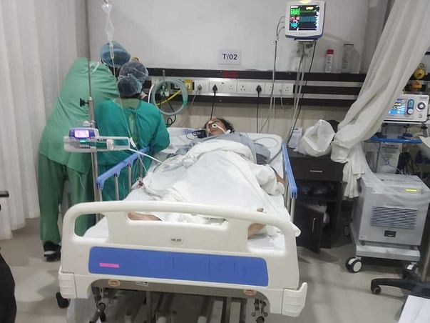 My Mother Needs Your Urgent Support In Fighting Covid Positive