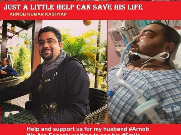 Help Arnob To Recover From COVID-19