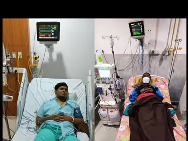 Help Father And Son To Undergo Kidney Transplant And BMT
