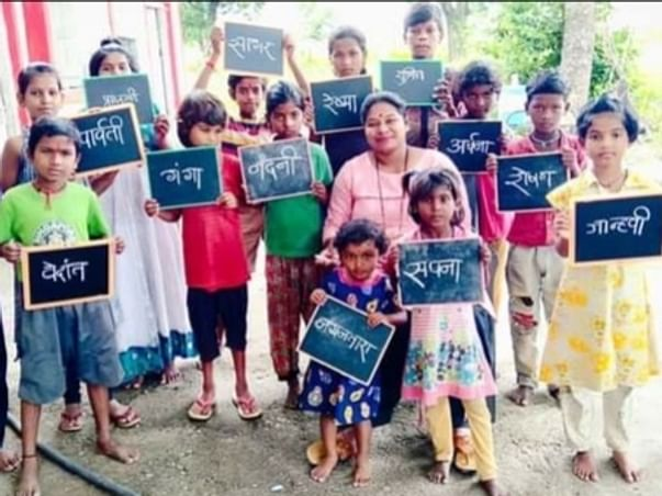 Help Mrs. Gunjan Make A Home For Kids Who Lost Their Parents To Covid