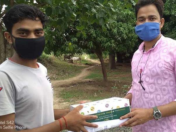 Covid Preventive Relief with i-Saksham