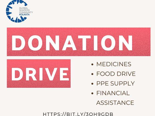 COVID-19 Initiative by Global Shapers Kolkata Hub