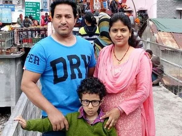 In Memory Of Vinod Bisht, Support To His Family