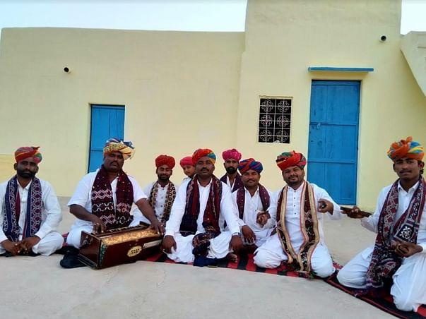 Help 25 Folk Musicians From Jodhpur, Rajasthan Survive The Pandemic