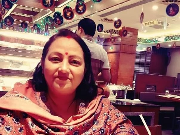 Please Help Kamini Sinha 57 Years Old Fight And Recover From COVID 19