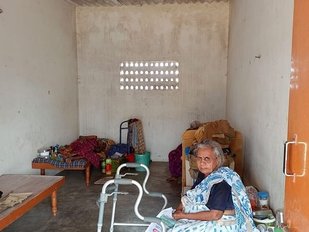 Help Us In Providing Shelter And Basic Amenities To Old Age People