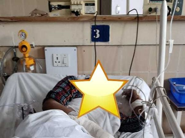 Help Saieen Recover From  Cerebral Edema