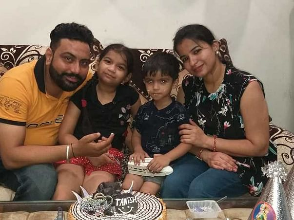 Support Deepak Family for Home And Education