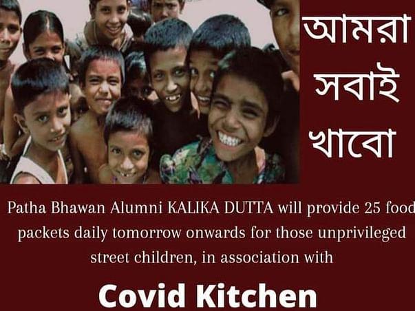 Ruchira Kitchens- Food For The Needy