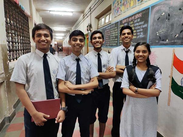 Help Ansh Meriya to continue his Grade 12 studies