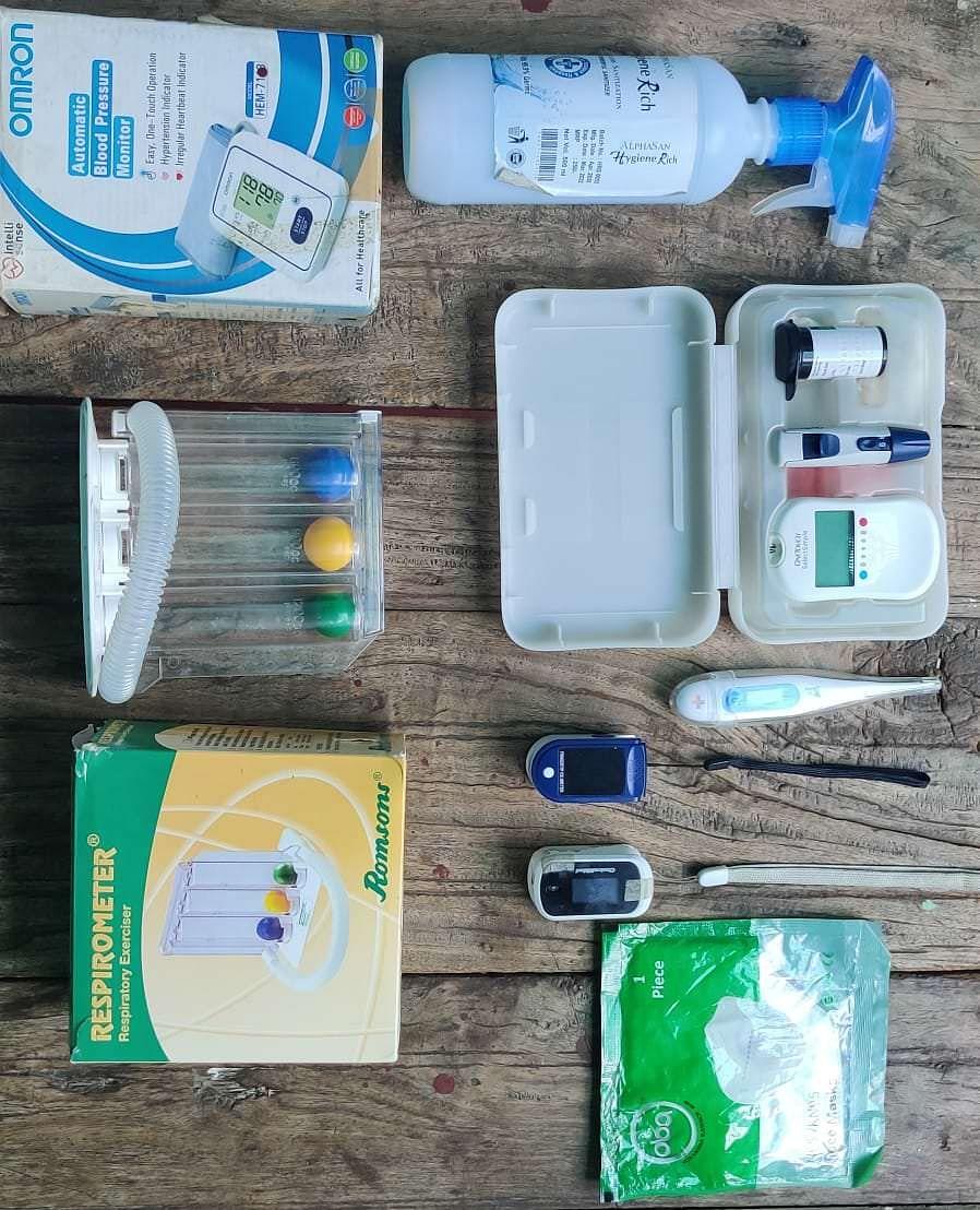 Emergency Equipments Kit