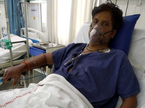 Please Help My Uncle Ravi He Is Suffering From Heart  Problem