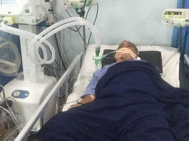 Please Help My Uncle Is Suffering From COVID 19 and LUNG INFECTION