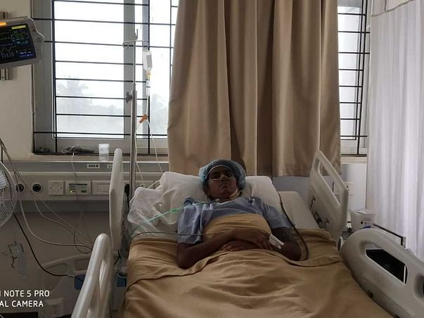 Support Pooja J S (Suma J S) To Recover From Lung Infection
