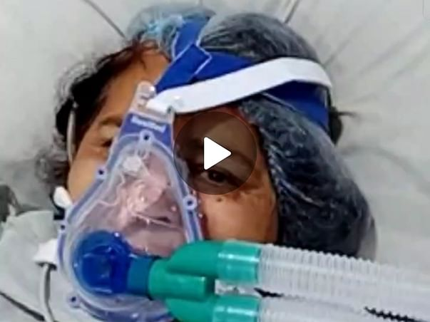 Support Divyaben Recover From Covid 19 With 70% Lung Infection