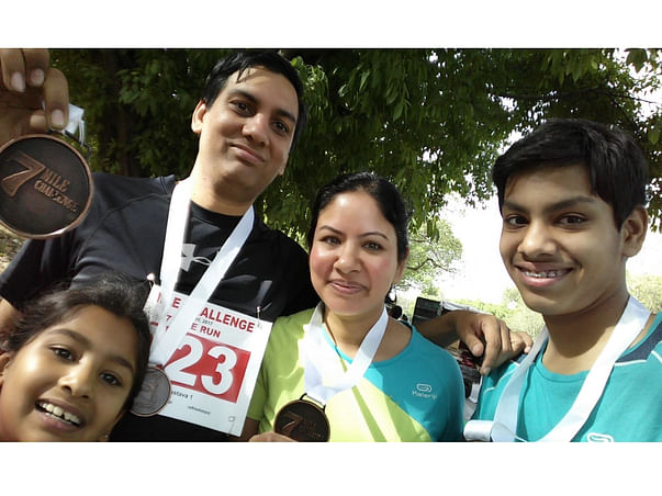 In Memory of Umang Srivastava - Support for his Family