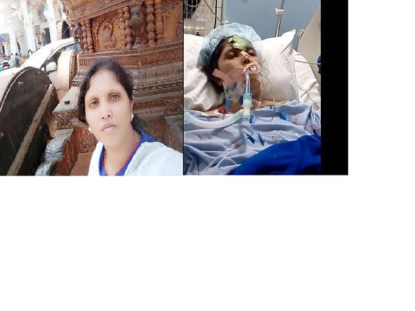 Please help Shobha fight COVID Pneumonia and Myelofibrosis (uncommon type of bone marrow cancer)