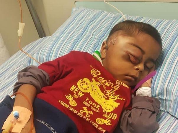 Help My Nephew Fight Brain Cancer
