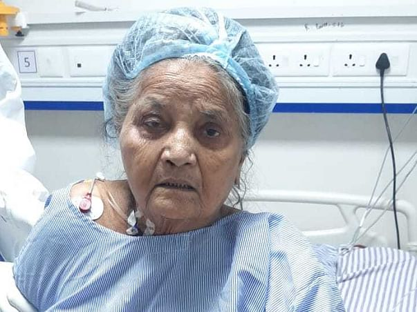 Support Lalmumi Devi Recover From Black Fungus