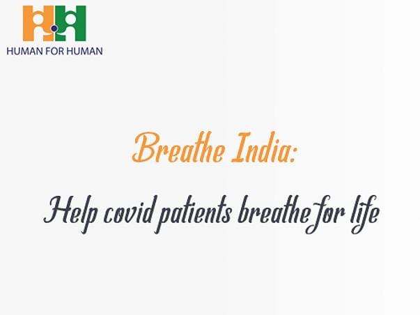 Breathe India: Providing Oxygen Concentrators & Portable Oxygen plants