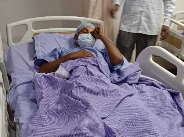 Support Sayeed Basha To Recover From Severe Accidental Injuries