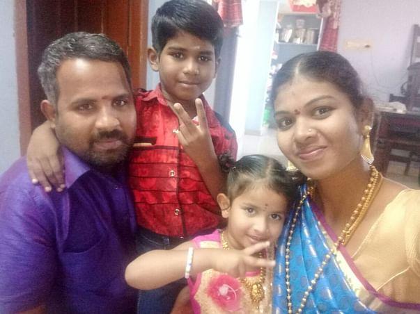 Support Rajesh kumar's Family