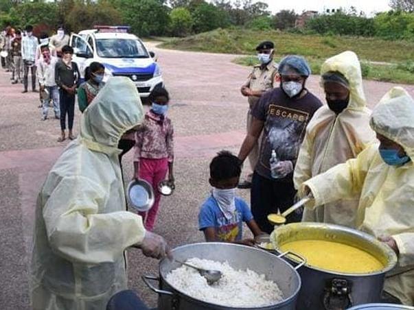 Corona Virus Relief in Town