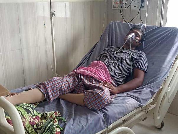 Help To Jinna Srikanth Fight For Corona