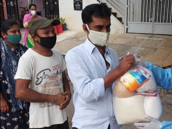HELP THE LABOURERS , DAILY WAGERS & FACTORY WORKERS