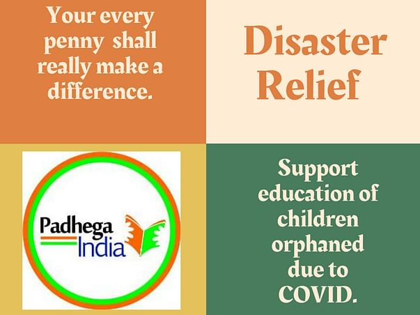 Support Education Of Children Orphaned Due To Covid.