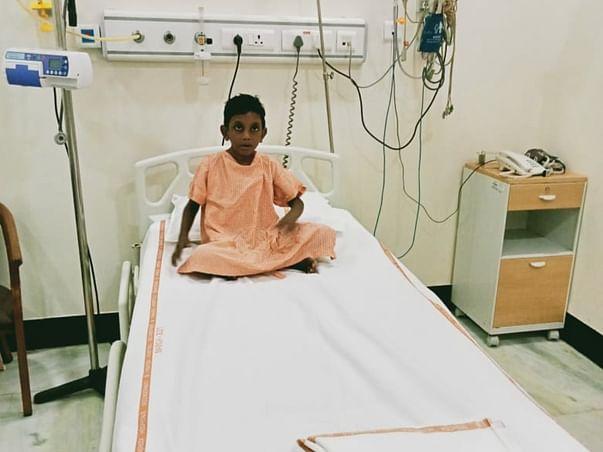 Help Raj Kumar For His Liver Transplantation