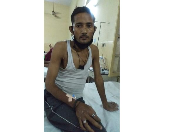 30 Years Old Dilshad Khan Needs Your Help Recover Cancer