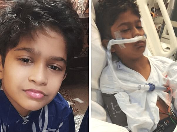 Help My Brother-By giving him another Life