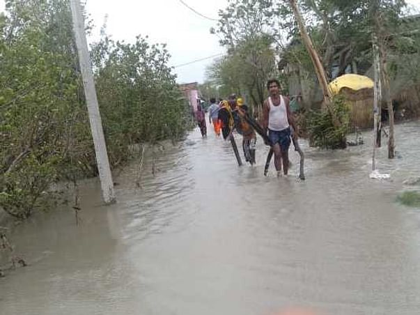 Relief Fund For Yaas Affected Mousuni Island