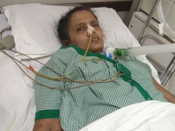 Help Shobha Jadhav Recover From Guillain-Barré syndrome (GBS)