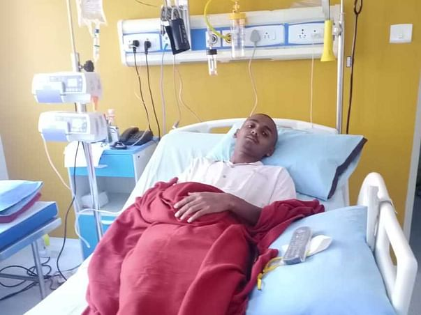 This 25 years old needs your urgent support in fighting Acute Myeloid Leukemia
