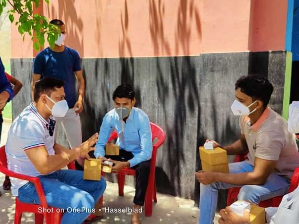 NXG Sahyog - Raise Funds For Covid19 Medical Help In Rural Areas