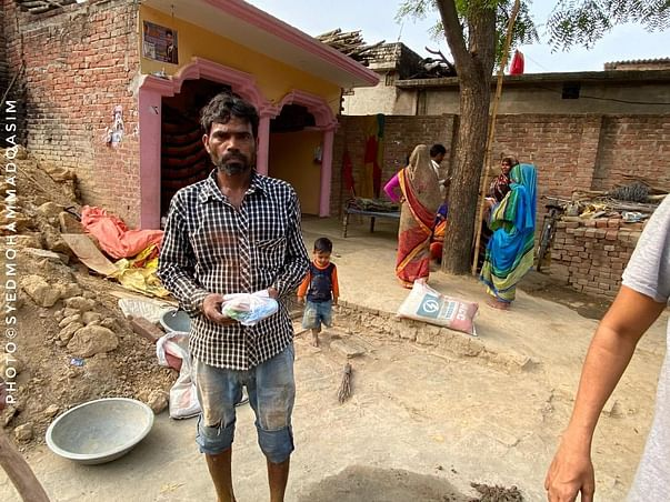 Covid Emergency Support for Rural India