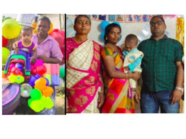 Help Elangovan Family
