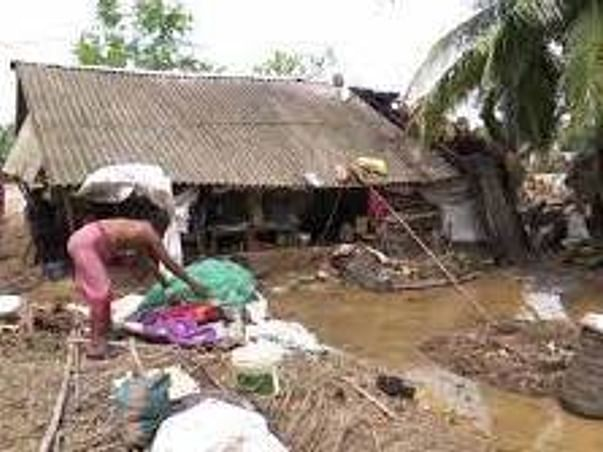 Help To The Victims Of Yaas Cyclone Based Out Of Digha