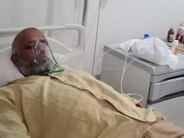 46 Years Old Arjun Sahani  Needs Your Help