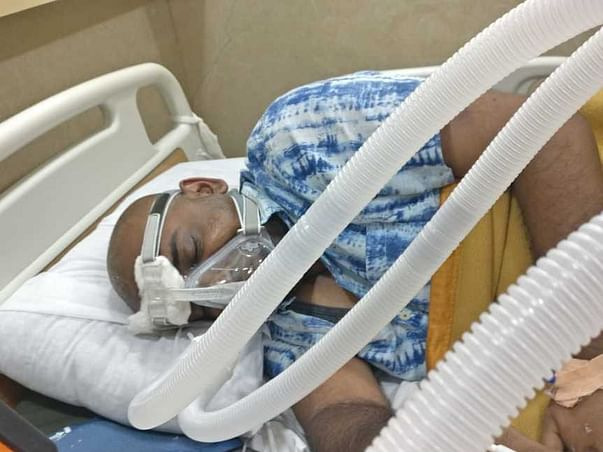 Help Vijayant to recover his lungs