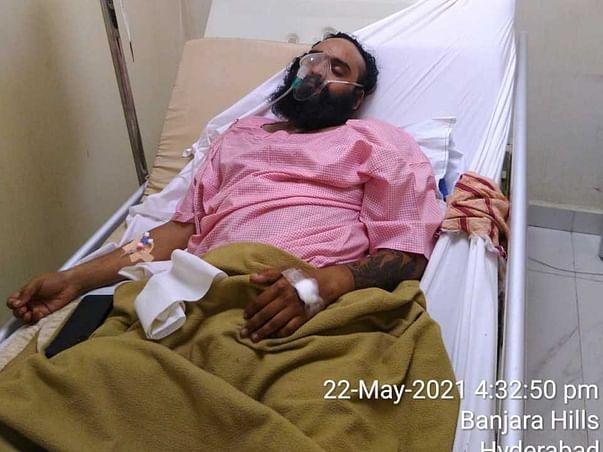 Help to Sardar Balvinder Singh for BrainHammerage Treatment