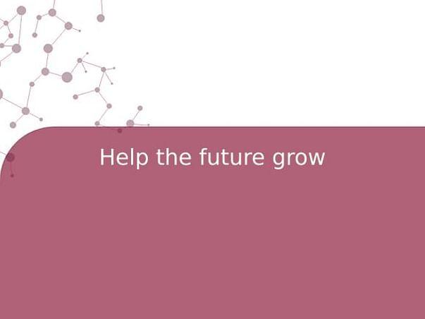 Help the future grow