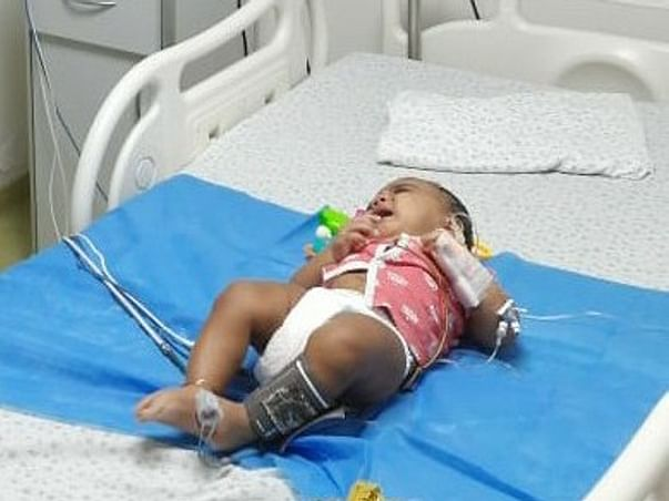 Support Dakshith Sai Recover From Severe Combined Immunodeficiency