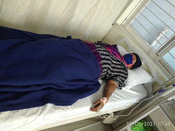 Help Shyamala Fight Cancer