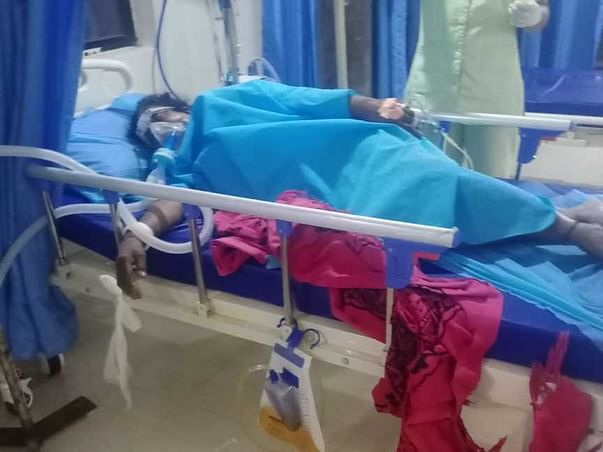 My Mother Is Suffering From Corona Virus. We Need Your Help To Provide