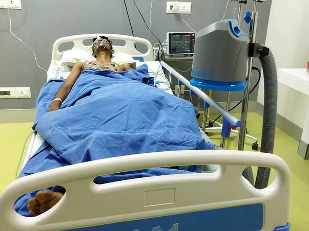Help  And Support My Friend To Recover From Leg Injuries