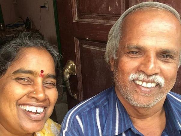 Help My Friend Pushpalatha And Palanisamy Fight Covid-19